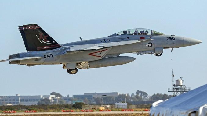 SuperHornetCrash 10 - U.S. Navy F/A-18F Super Hornet Crashes in Death Valley: Pilot Ejects Safely.
