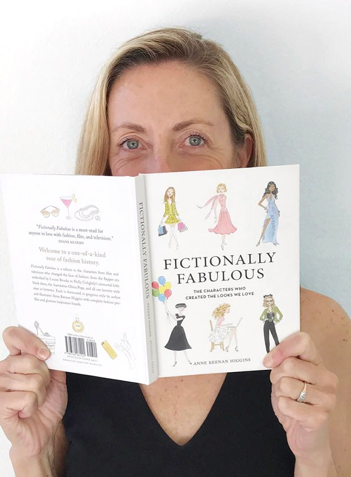 A 'Fictionally Fabulous' Interview with Anne Keenan Higgins