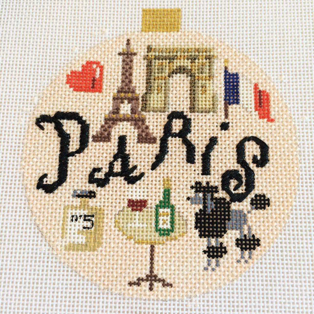 Paris Travel Round