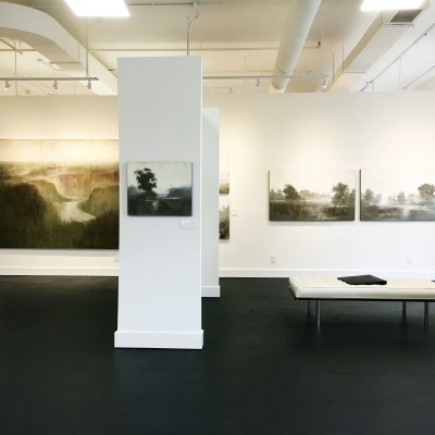 Stuart Coleman Budd and Annual Small Works Show | Anne Neilson Gallery