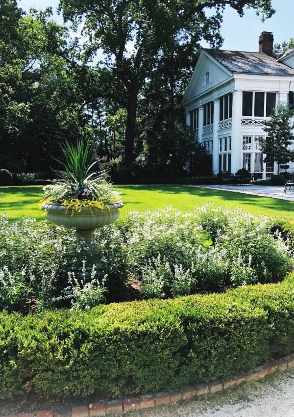 Beyond The Fountain: Duke Mansion Home & Garden Tour 2018
