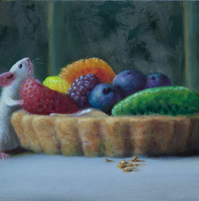 Inside the Imaginative World of Stuart Dunkel