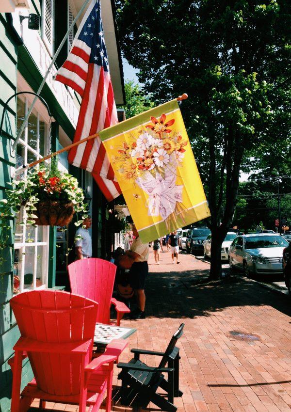 A Day in Davidson | Do // Eat // Shop