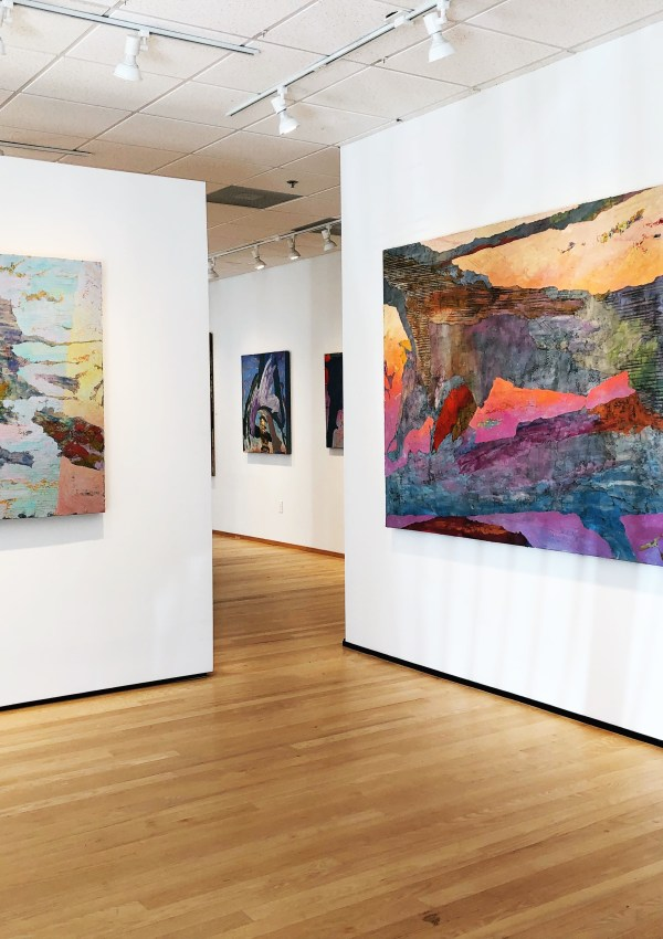 Herb Jackson's Across Time Exhibition Arrives at the Hidell Brooks