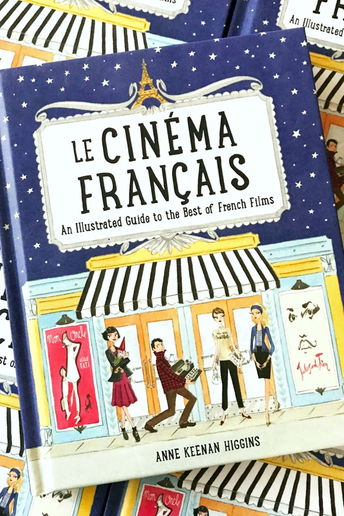 An Inside look at 'Le Cinema Francais' with Anne Keenan Higgins