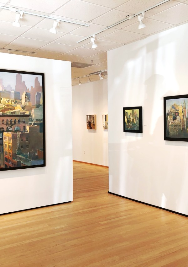The First Exhibition of 2019 Arrives at the Hidell Brooks