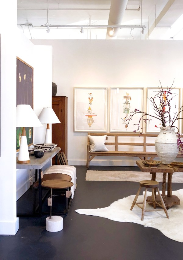Pursley Dixon Pop Up Transforms the ANFA Gallery