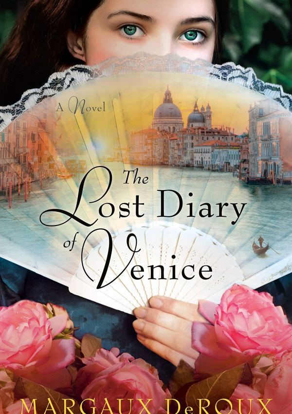 The Lost Diary of Venice with Author Margaux DeRoux
