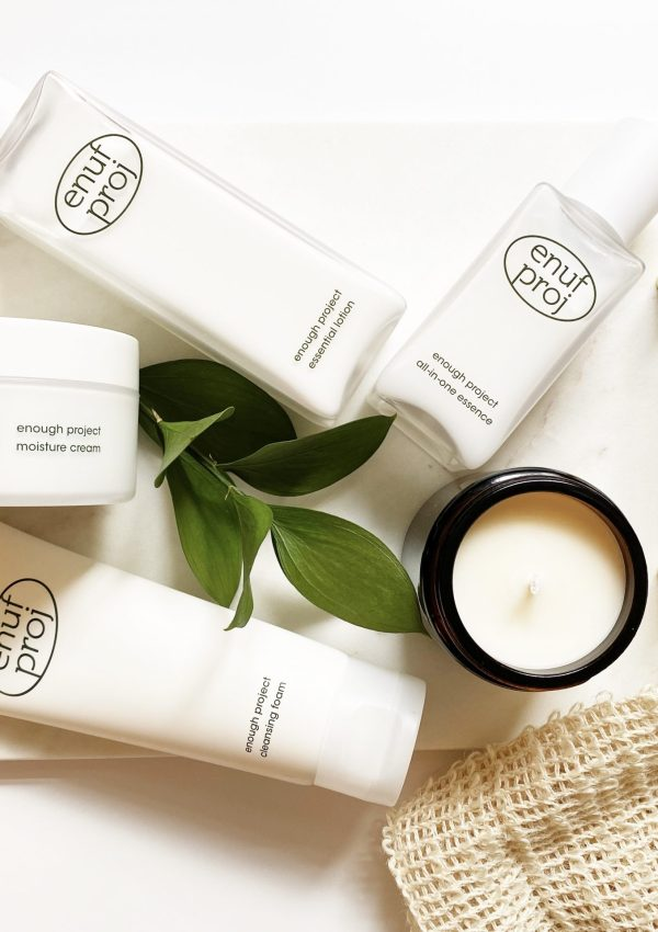 Get to Know Amorepacific's Latest Skincare Line // Enough Project