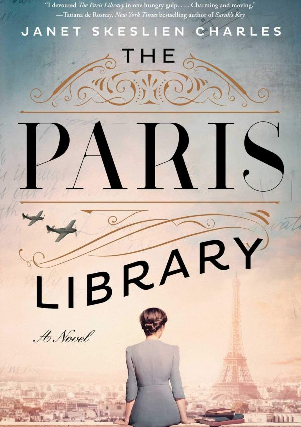 The Paris Library with Author Janet Skeslien Charles