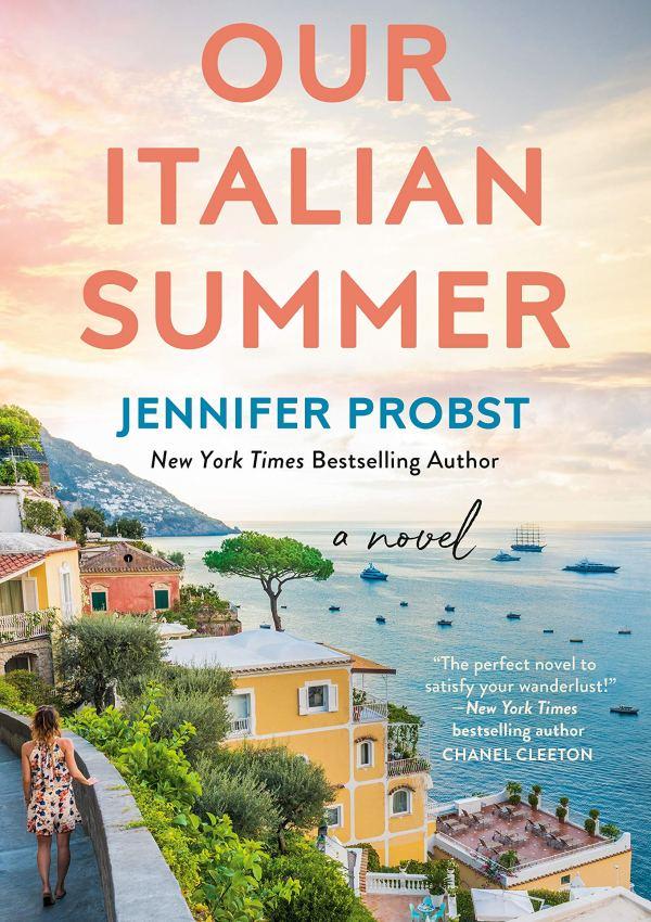Our Italian Summer with Author Jennifer Probst