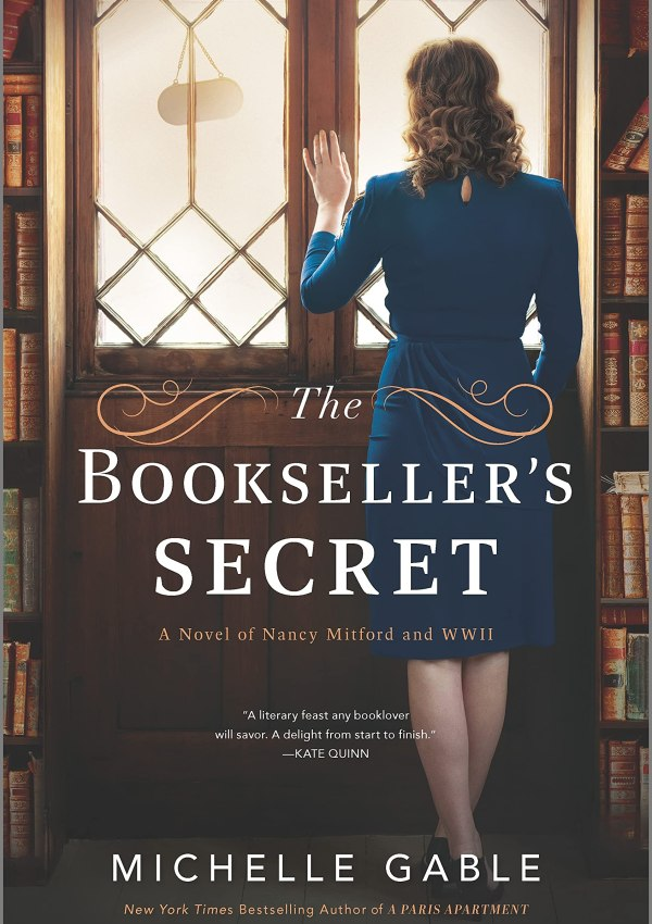 The Bookseller's Secret with Author Michelle Gable