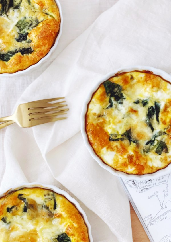 The Perfect Baked Frittatas for Your Next Brunch