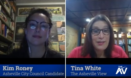 The Asheville Review: Asheville City Council Candidate Kim Roney