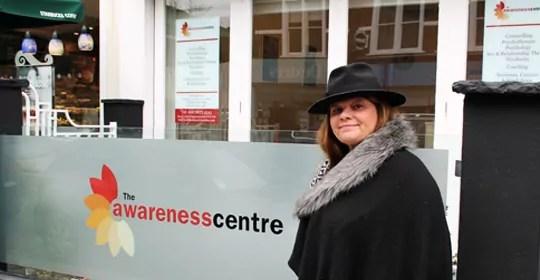 Michaela McCarthy celebrates 10 years at The Awareness Centre