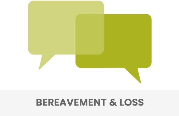 Bereavement & Loss Counselling