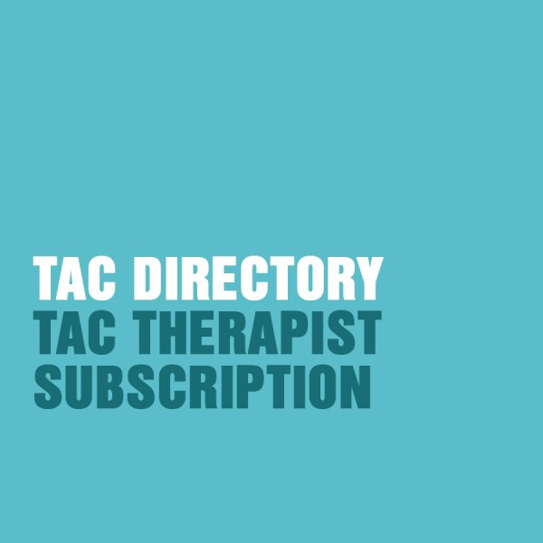 TAC Therapist - Direcotry Subscription