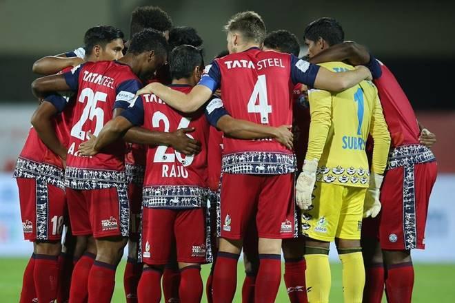 jamshedpur fc huddle