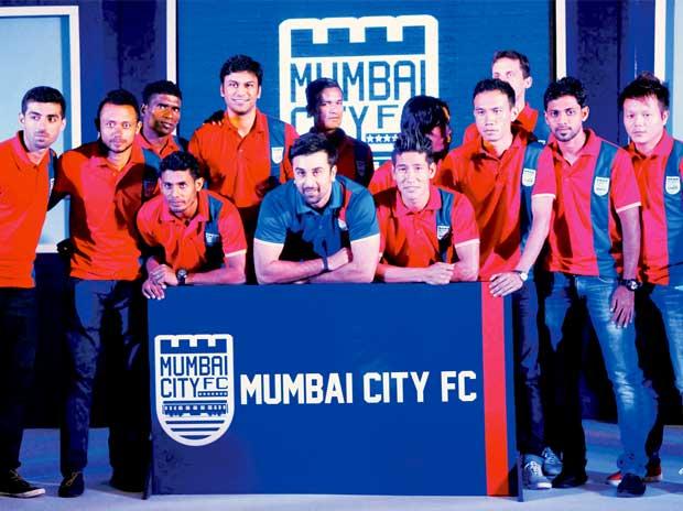mumbai city fc image
