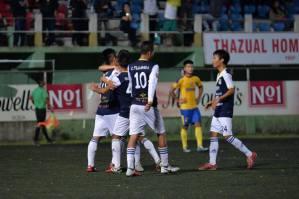 Bethlehem Vengthlang FC earned a crucial win over Chawnpui FC. Photo Courtesy: @MFAMizoramFootballAssociation