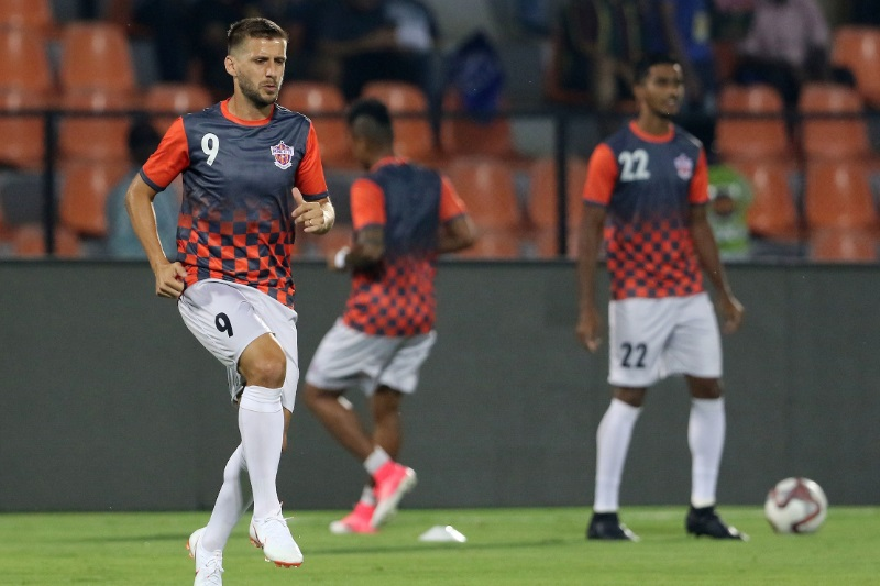 Pune City vs Jamshedpur FC