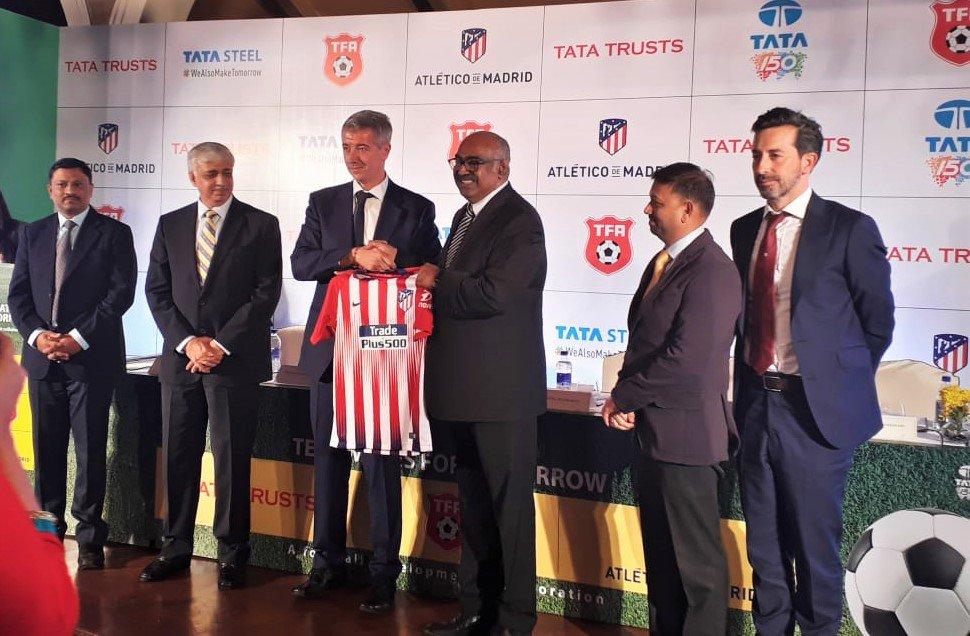 Tata Football Academy