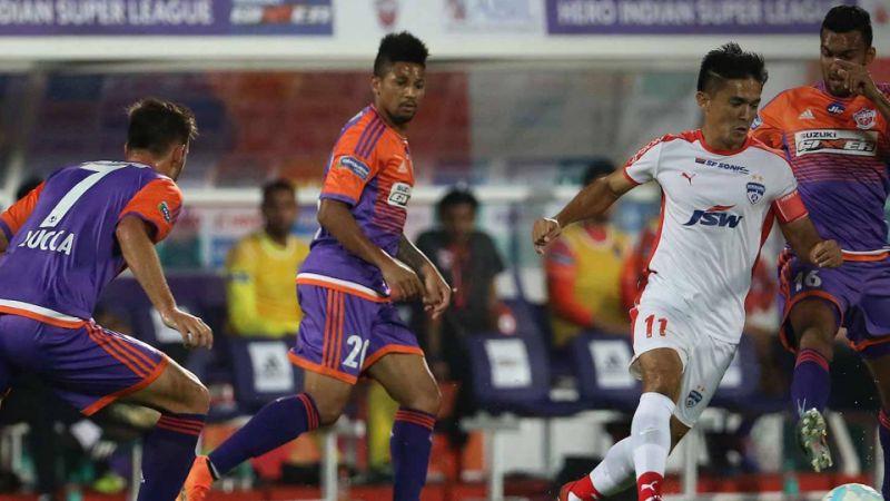 FC Pune City vs Kerala Blasters