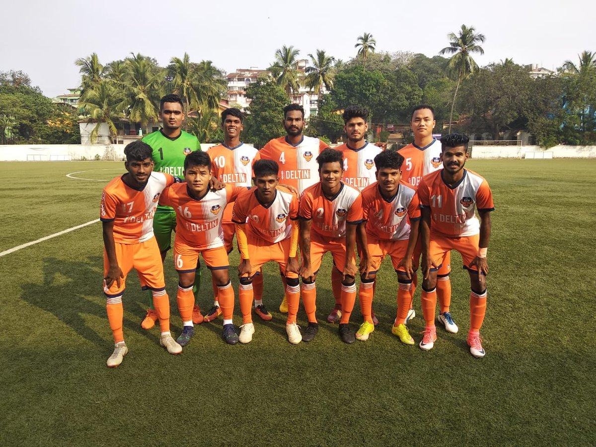 Goa Professional League Matchday 11