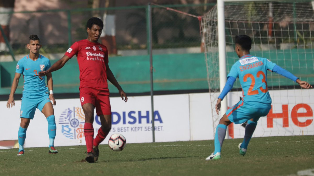 I-League Matchday 11