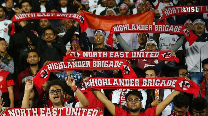Northeast United FC vs FC Pune City
