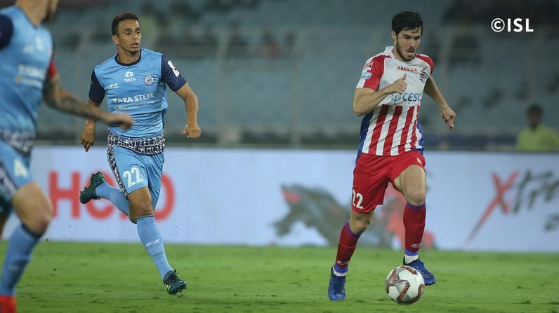 ATK vs Jamshedpur FC