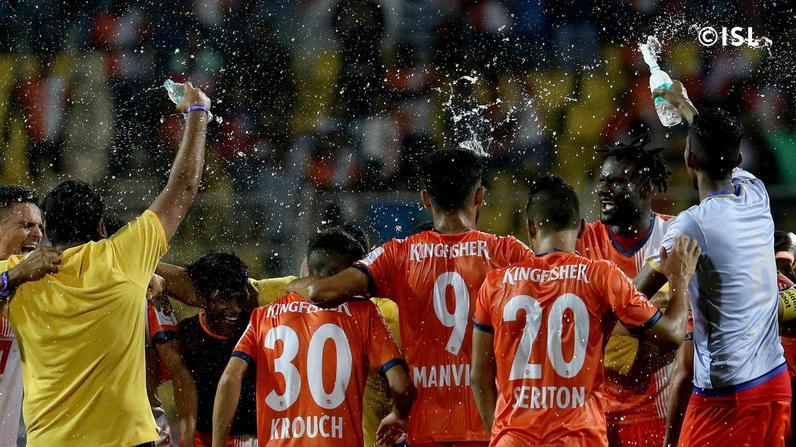 FC Goa vs Mumbai City FC Semi-final