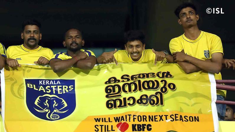 Kerala Blasters FC vs Northeast United FC