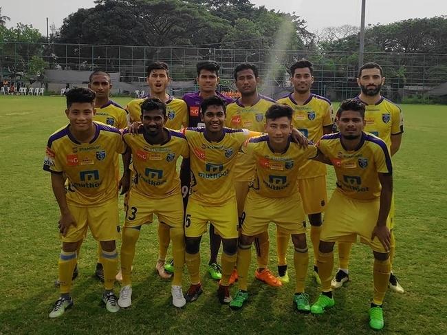 Kerala Premier League Matchday 8