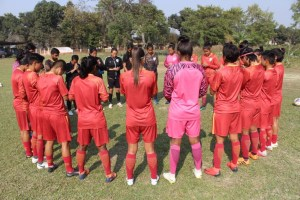 2019 Indian women's national team