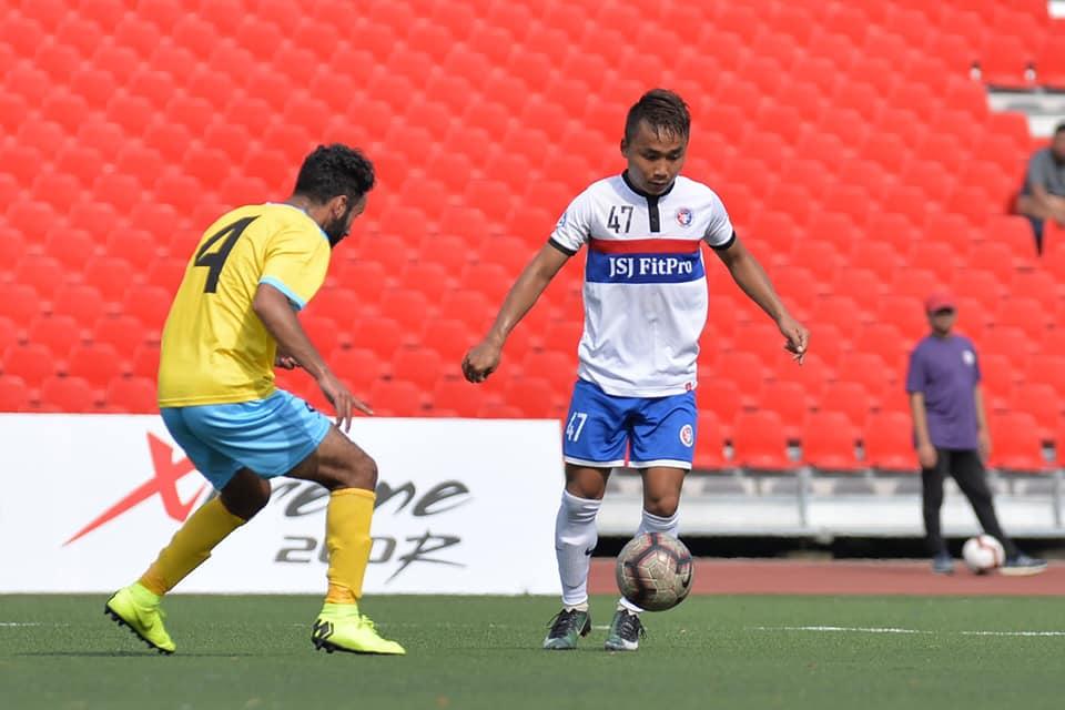 MS Dawngliana, forward, Chhinga Veng FC