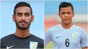 Prabhsukhan Singh Gill and Suresh Singh Wangjam have signed for Bengaluru FC from Indian Arrows