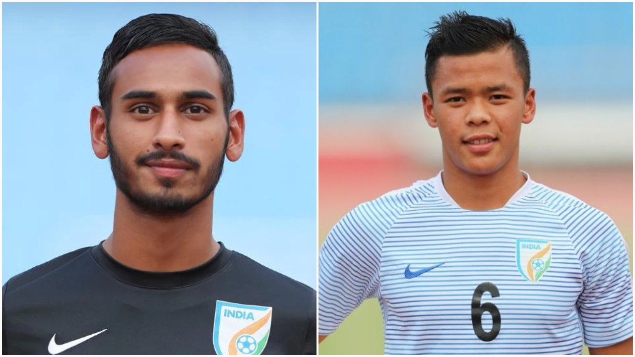 Prabhsukhan Singh Gill and Suresh Singh Wangjam join Bengaluru FC from Indian Arrows