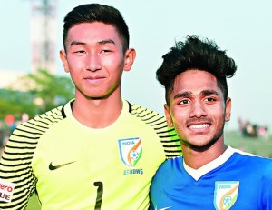 Kerala Blasters FC sign 19-year-old forward Rahul KP from Indian Arrows