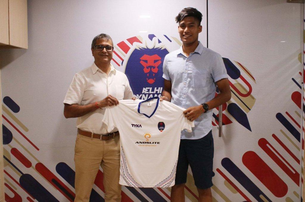 Delhi Dynamos FC add 20-year-old defender Gaurav Bora to their ranks