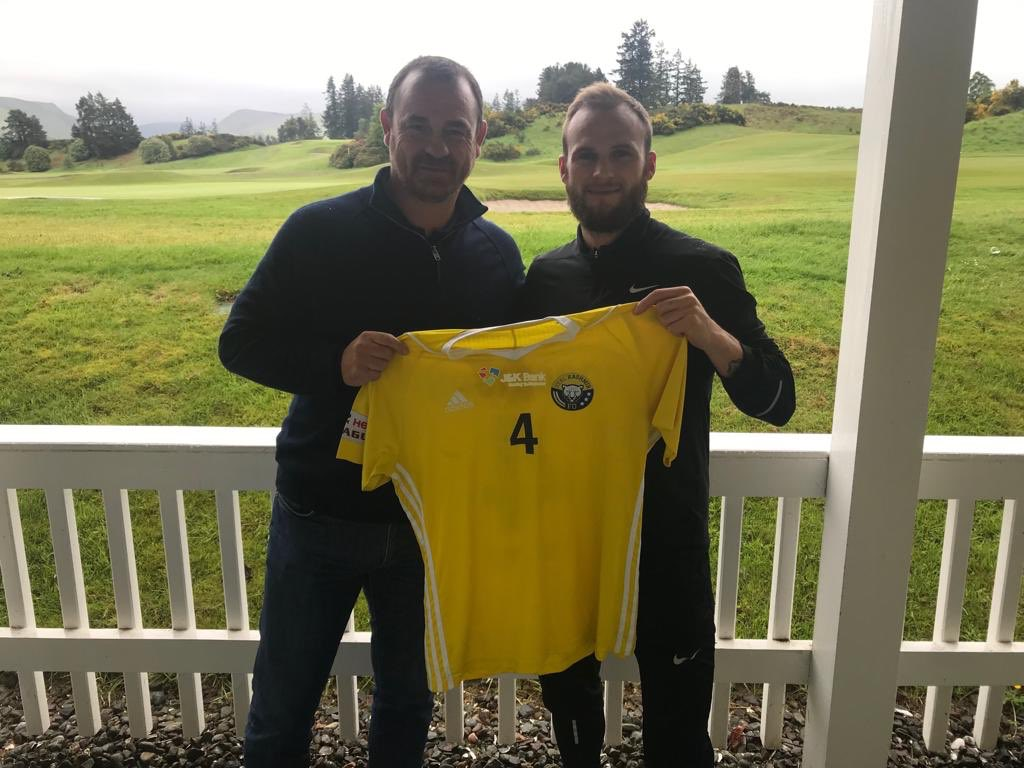 Real Kashmir FC sign English winger Kallum Higginbotham from Dunfermline Athletic