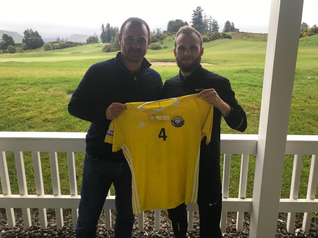 Real Kashmir FC sign English winger Kallum Higginbotham from Dunfermline Athletic