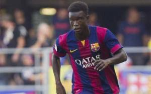 Delhi Dynamos FC sign former Barcelona B midfielder Diawandou Diagne