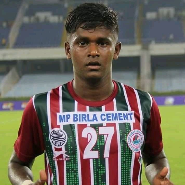 Pintu Mahata signs for East Bengal FC