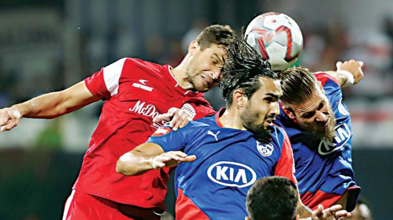 Mumbai City FC have announced the signing of Northeast United's Croatian centre-back Mato Grgić for the upcoming ISL season.