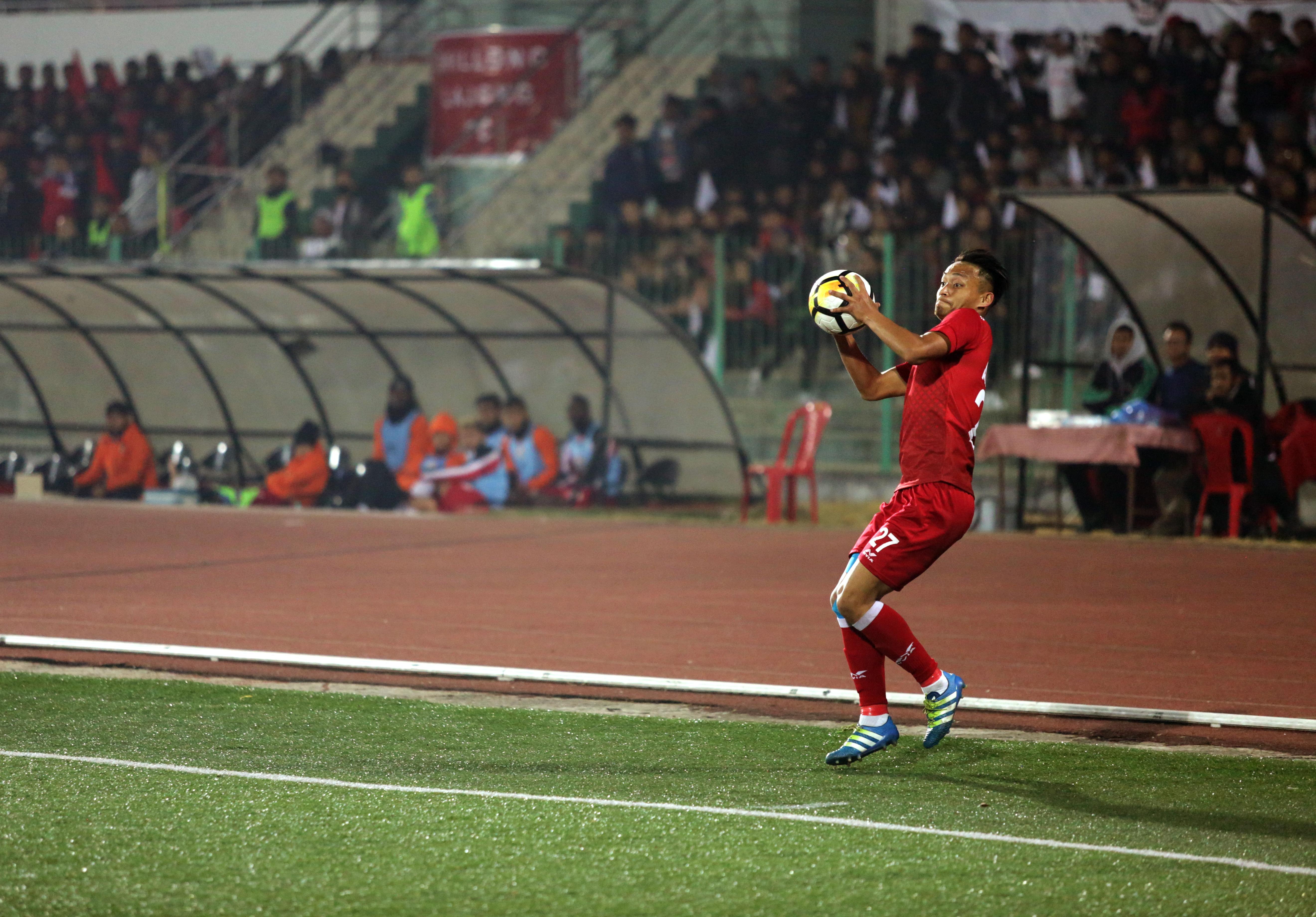 FC Goa sign Shillong Lajong defender Aibanbha Dohling