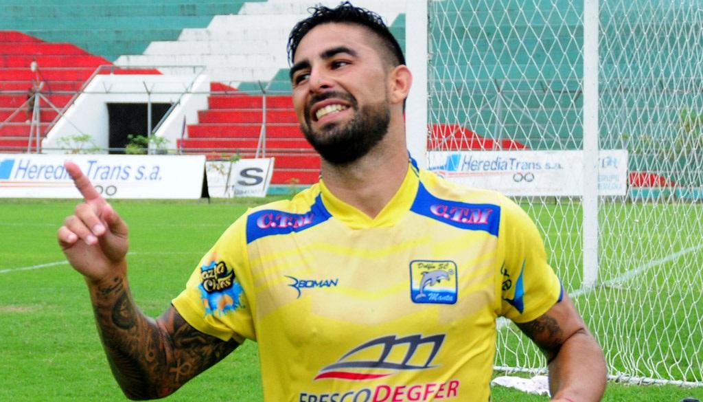 Northeast United FC sign Argentinian forward Maximiliano Barreiro