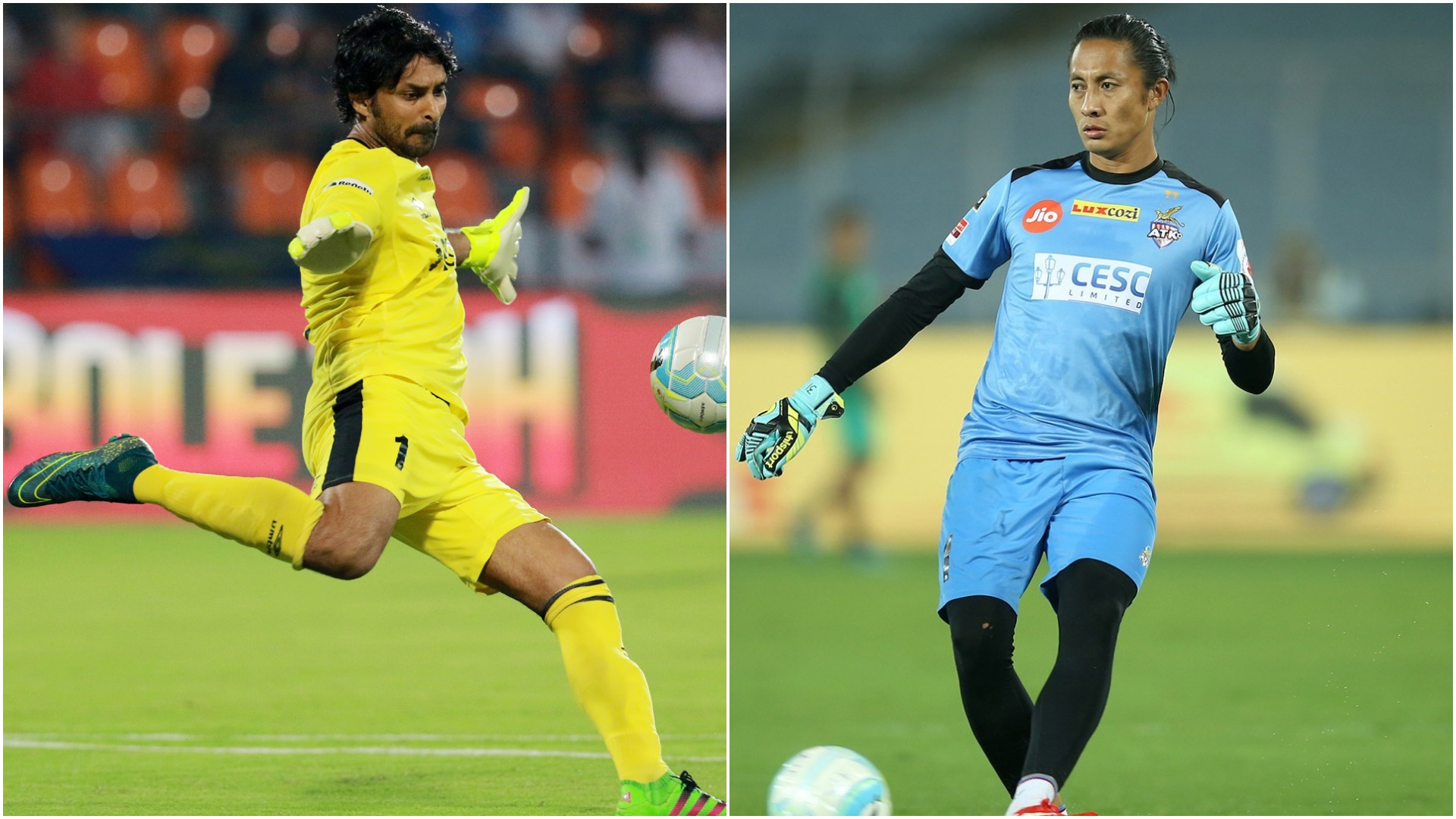 Northeast United FC sign goalkeepers Subhasish Roy Chowdhury and Soram Anganba