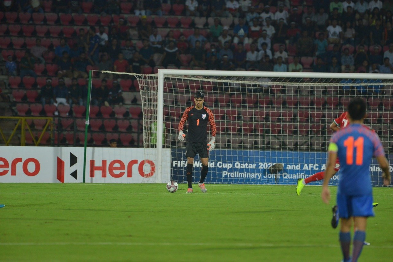 FIFA World Cup Qualifier: India vs Oman: Football by Numbers