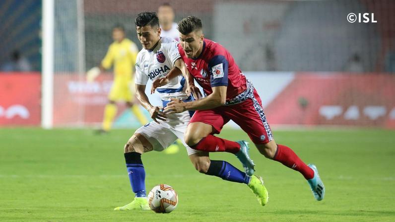 ISL 2019-20: Jamshedpur FC vs Odisha FC